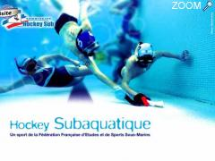 picture of Initiation gratuite au hockey subaquatique