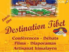 picture of DESTINATION TIBET