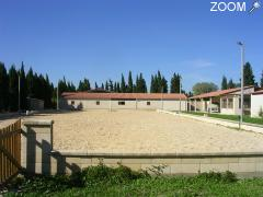 photo de Centre equestre Poney club des Alpilles