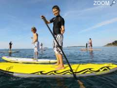foto di Kayak et stand up paddle