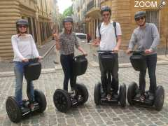 photo de Aix en segway