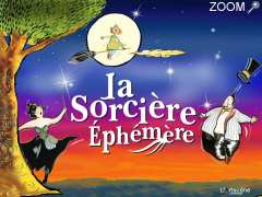 picture of LA SORCIERE EPHEMERE - Festival Off Avignon 2018