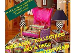 BROCANTE COLLECTION ART DECO ANCIEN ET CONTEMPORAIN