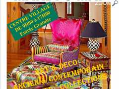 BROCANTE COLLECTION ART DECO
